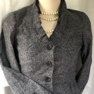 Ann Taylor LOFT classic Victorian Jacket